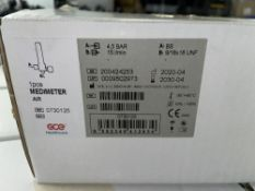 105 x GCE Healthcare Medimeters