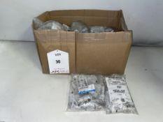 800 x SMC KQ2L04-G01N Elbow Threaded Adapters