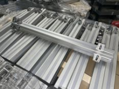 3 x Pallets Consisting of Approximately 300 x Spare Aluminium Trolley Parts