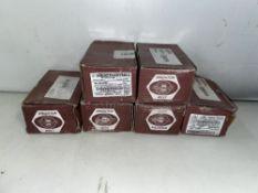 6 x Packs Cradley Heath M6-M6x6m Socket Shoulder Screws