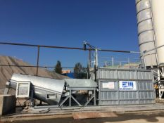 EuroMecc Euro-Wash Mobile Concrete Separator | YOM: 2016