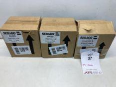 36 x Various Sebago Shoe Maintenance Products
