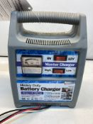 StreetWise 6/12v Heavy Duty Car Battery Charger