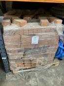 Pallet of IBSTOCK Bricks | Approx. 500 | Red