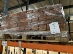 Pallet of IBSTOCK Bricks | 250 Pcs | Red