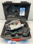 Parkside PHKSA Cordless Circular Saw w/ Battery & Charger