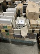 24 x Packs of Various Tiles As Pictured