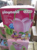 8 x Brand New Playmobil Bucket & Spade Set