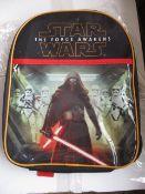 24 x Brand New Star Wars Back Pack