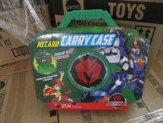 100 x Brand New Mecard Battle Carry Case