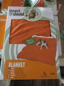 50 x Brand New Insecta Shield Dog Blankets