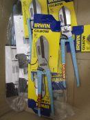 "10 x Brand New Irwin 10"" Cutters"