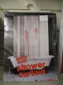 50 x Brand New Novelty Shower Curtain