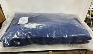Hugo & Hudson L Grey Flat Pet Bed - RRP£79.99