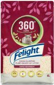 300 X Brand New Felight 4L Cat Litter