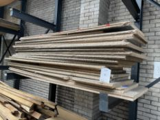 30 x Various Heavy Duty Tongue & Groove Chipboard Floorboards w/ Protective Covering | 2 x Sizes
