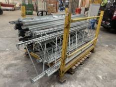 Approximately 19 x Bays of Metal Light Duty Racking - See description for further details