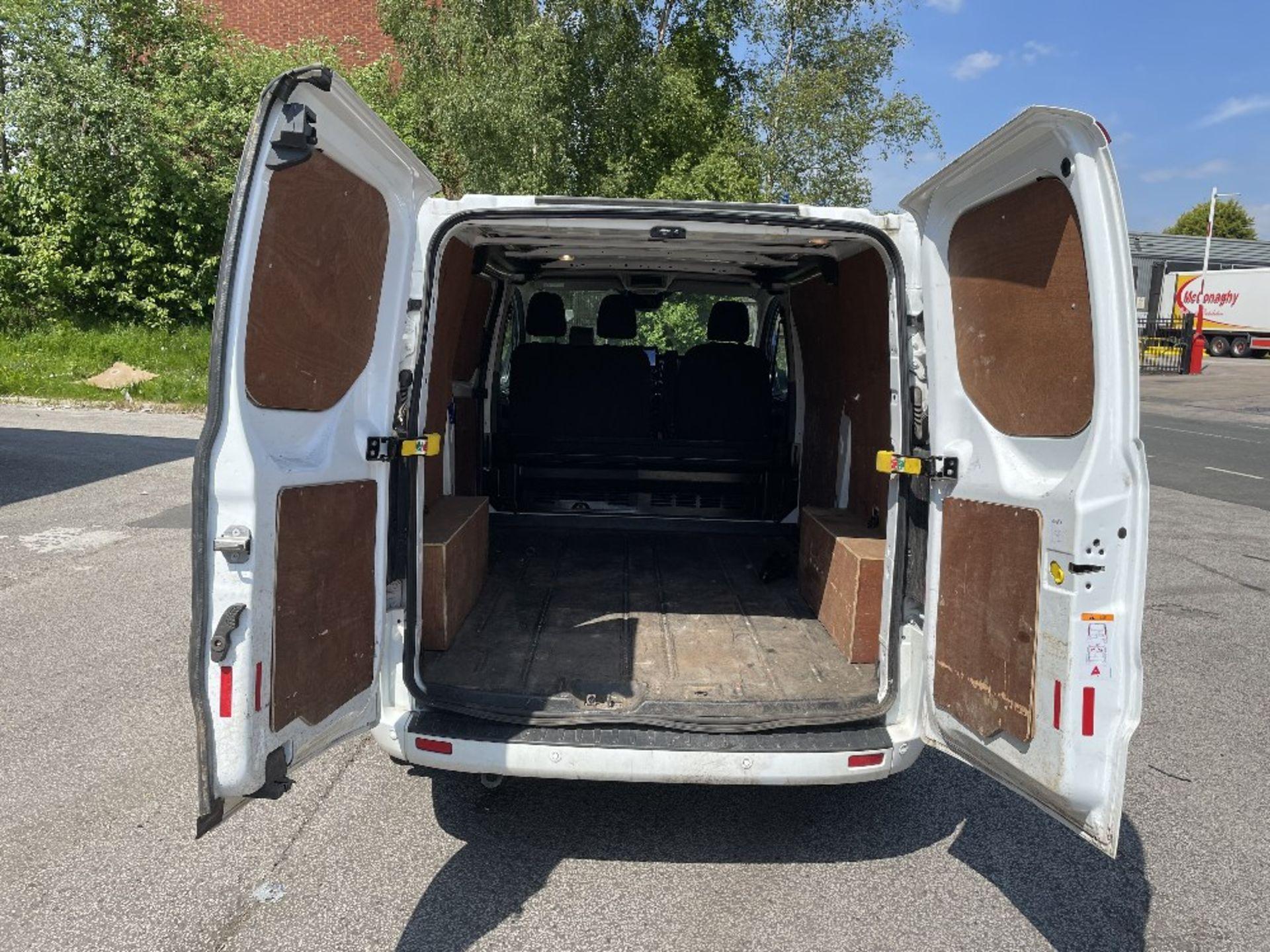 Ford Transit Custom 300 Limite Diesel Panel Van | 18 Plate | 35,672 Miles - Image 7 of 15