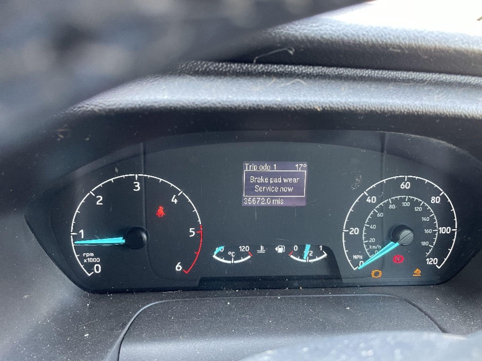 Ford Transit Custom 300 Limite Diesel Panel Van | 18 Plate | 35,672 Miles - Image 13 of 15