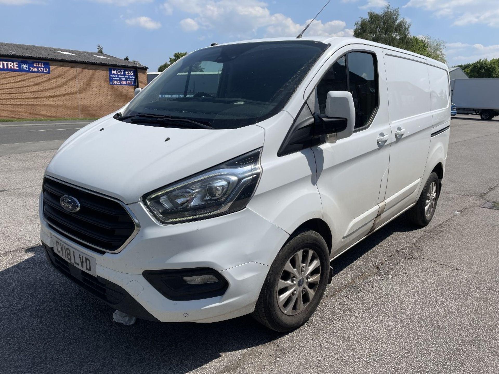 Ford Transit Custom 300 Limite Diesel Panel Van | 18 Plate | 35,672 Miles - Image 3 of 15