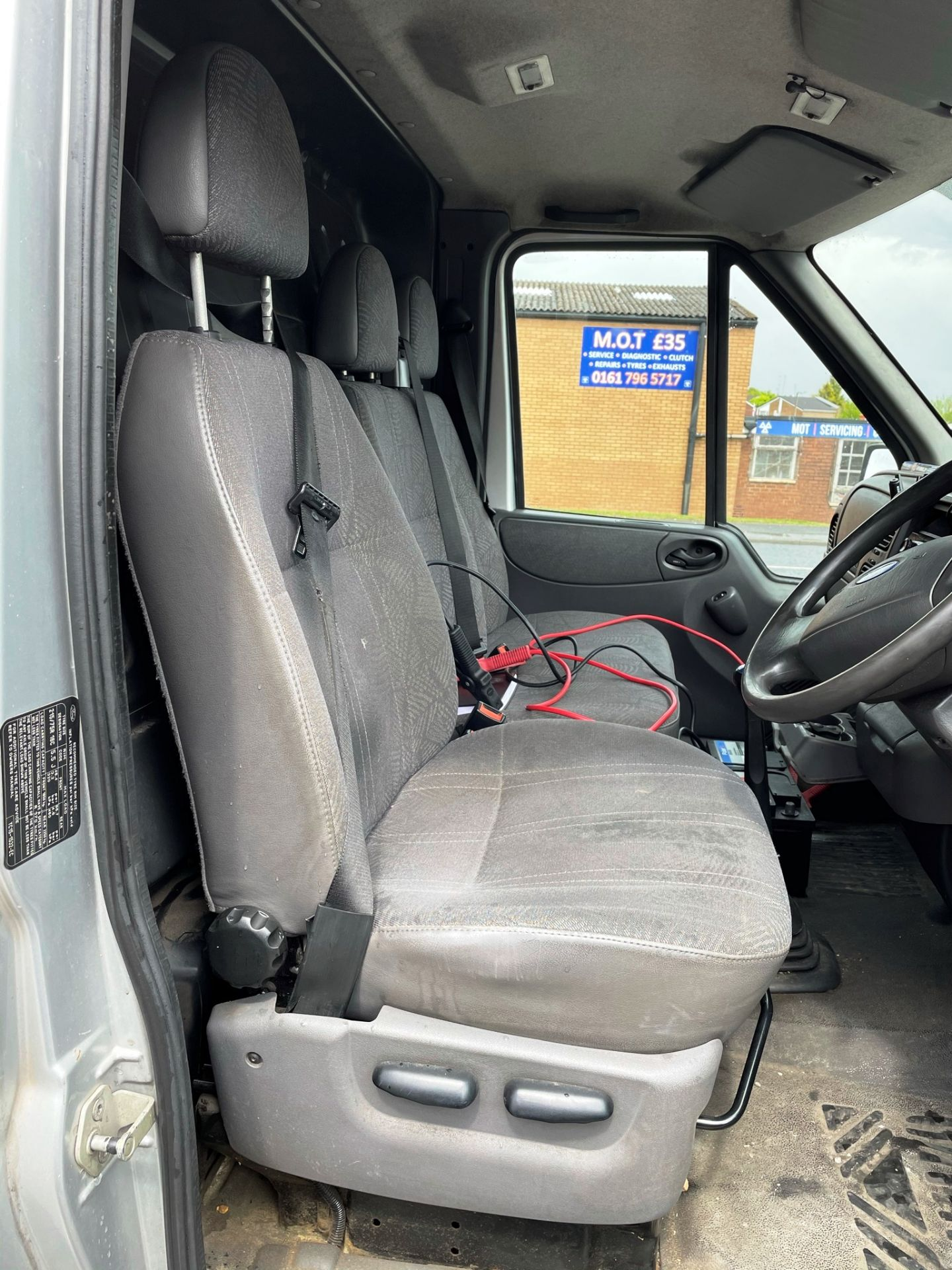 Ford Transit 350 LWB Panel Van   05 Plate  168,443 Miles - Image 18 of 22