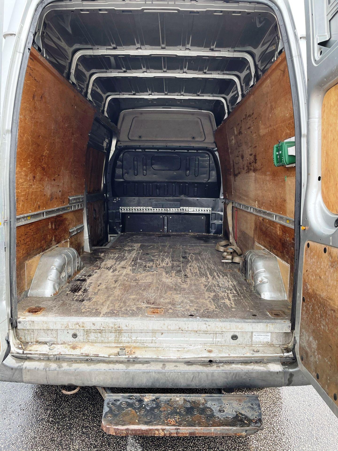 Ford Transit 350 LWB Panel Van   05 Plate  168,443 Miles - Image 16 of 22