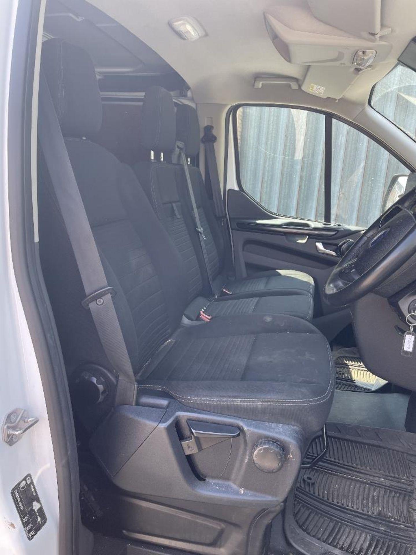 Ford Transit Custom 300 Limite Diesel Panel Van | 18 Plate | 35,672 Miles - Image 10 of 15