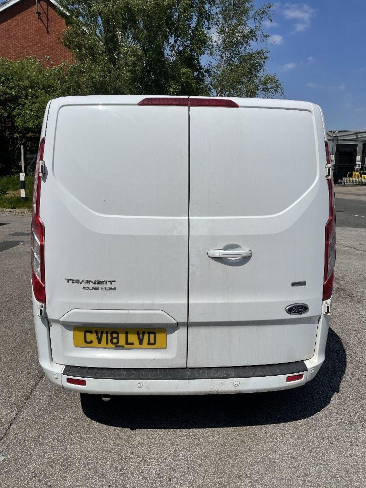 Ford Transit Custom 300 Limite Diesel Panel Van | 18 Plate | 35,672 Miles - Image 5 of 15