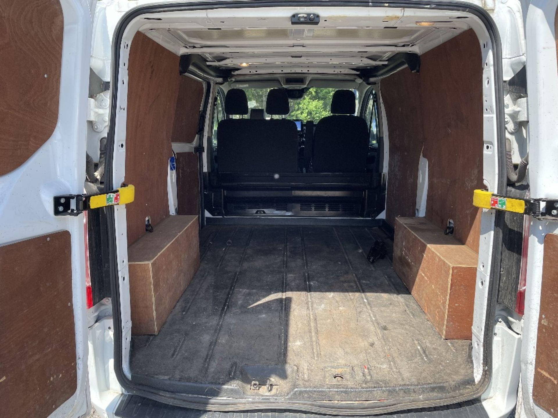 Ford Transit Custom 300 Limite Diesel Panel Van | 18 Plate | 35,672 Miles - Image 8 of 15