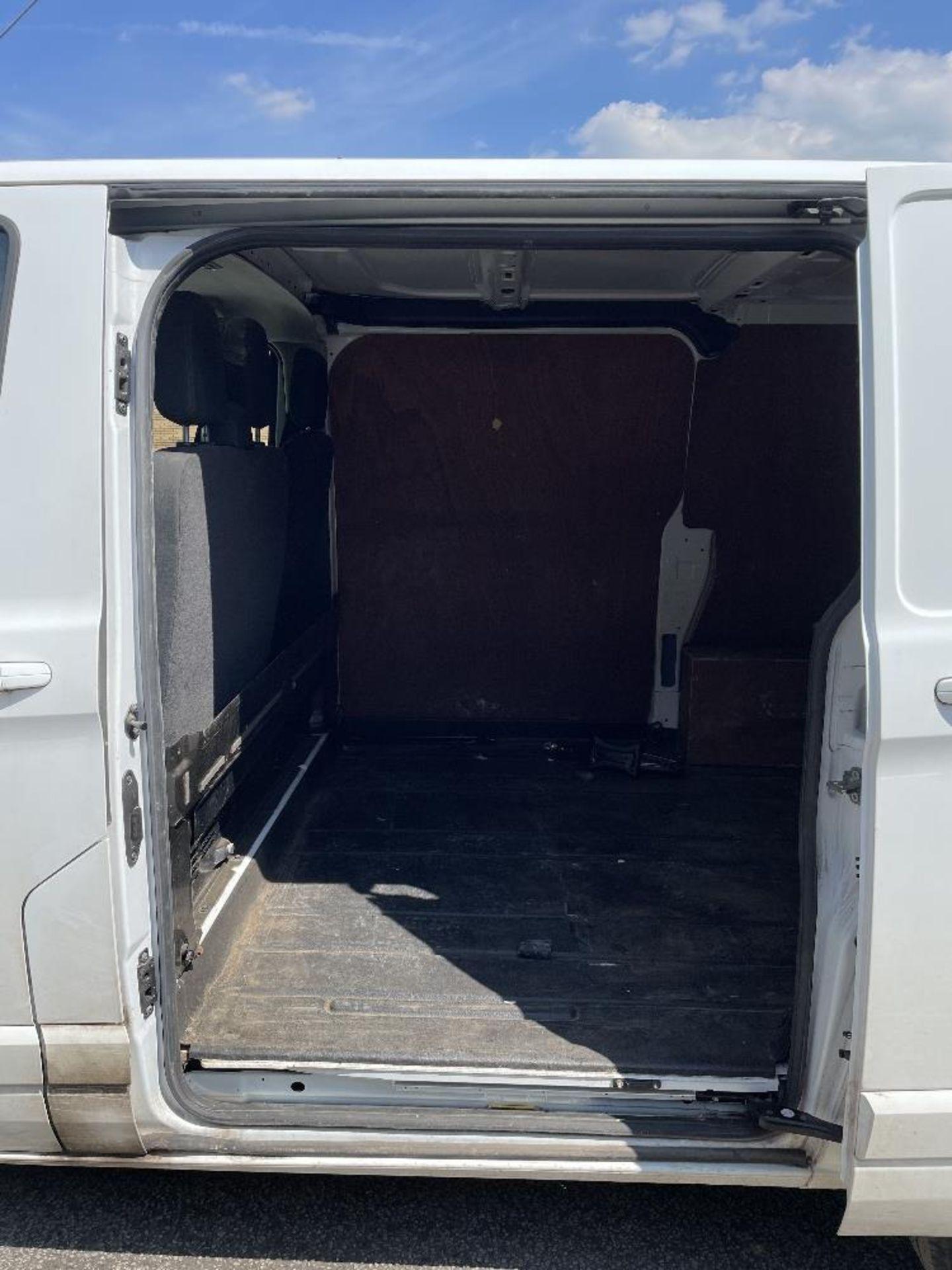 Ford Transit Custom 300 Limite Diesel Panel Van | 18 Plate | 35,672 Miles - Image 9 of 15