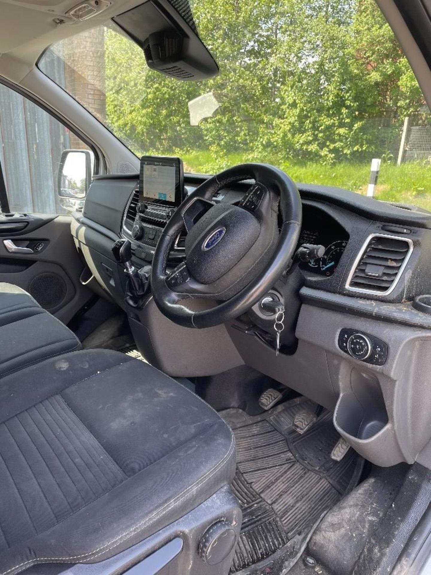 Ford Transit Custom 300 Limite Diesel Panel Van | 18 Plate | 35,672 Miles - Image 11 of 15