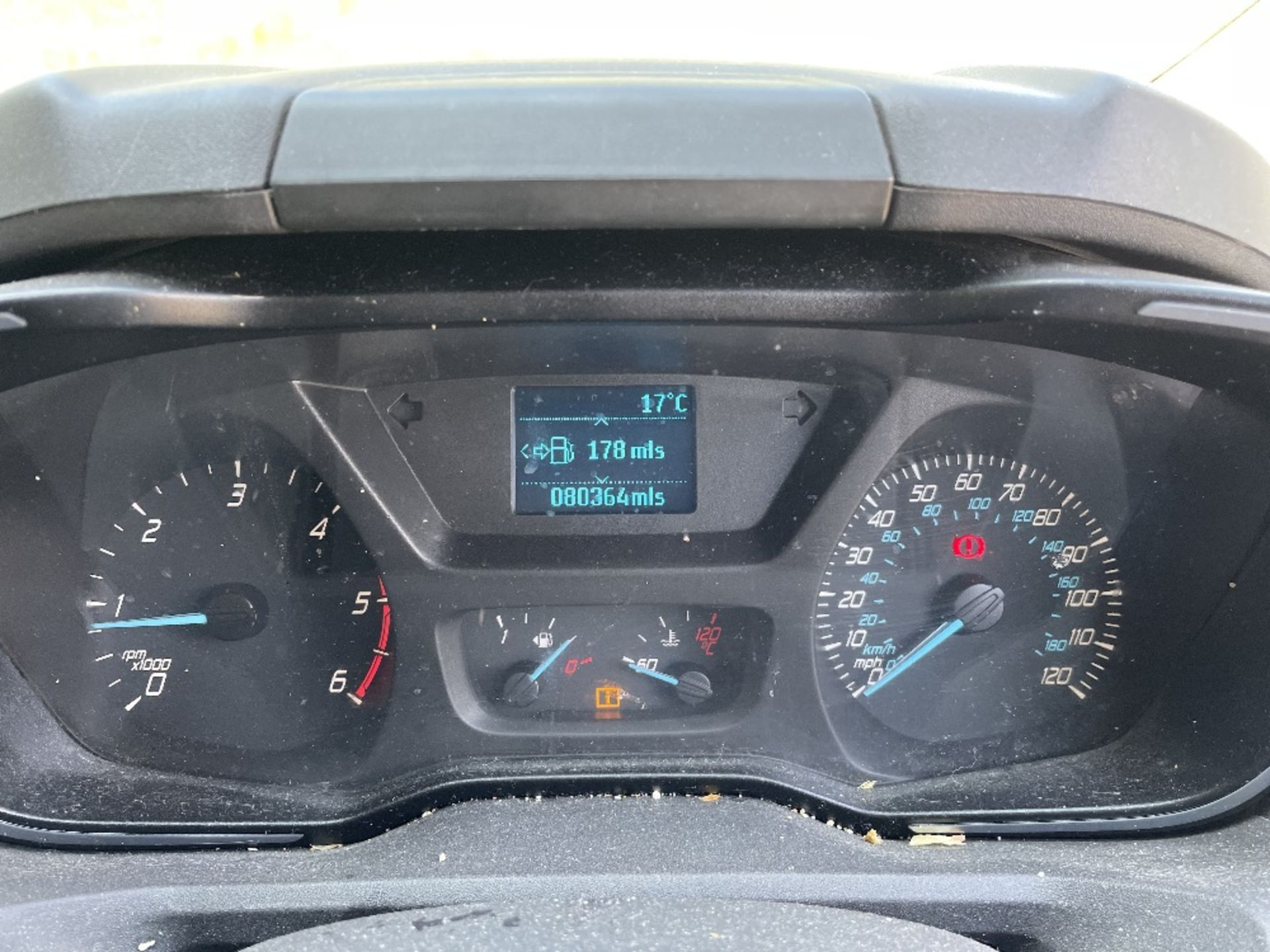 Ford Transit Custom 290 LTD-E Diesel Panel Van   14 Plate   80,364 Miles - Image 9 of 12