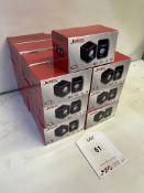25 x JeDEL CK4 USB Mini Speakers