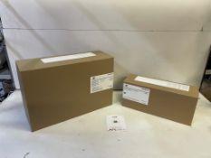 2 x Various Konica Minolta Bizhub Printer Toners/Cartridges