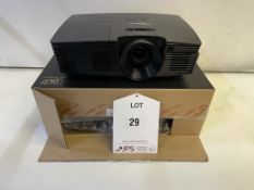 Optoma DAESSGN DLP Projector