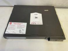 APC SC450RML1U Rackmount Uninterruptible Power Supply