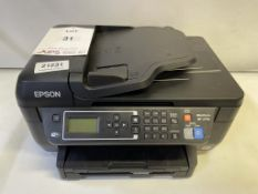 Epson WF-2750 All-in-One Multi-functional Printer/Copier