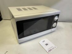 Unbranded Domestic Microwave