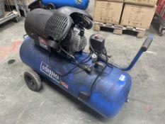 Scheppach HC100DC 100L Twin Cylinder Air Compressor | YOM: 2019