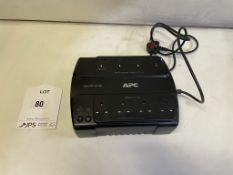 APC ES700 Back-Up 8 Socket Uninterruptible Power Supply