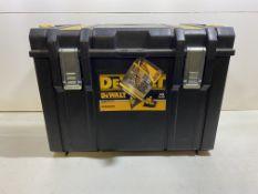 DEWALT DCK264P2 18V XR Brushless Nail Gun Twin Kit T-STACK | Case Only! | Nail Guns Not Included