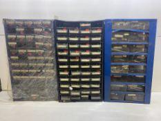 3 x Varioius Tool Storage Stands