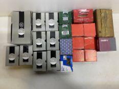 22 x Boxes Of Various Branded Screws
