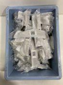 50 x FTD2040ASN Concave Bow Handles - Satin Nickel