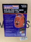 Sealey Compressor | SAC106B | RRP £165