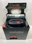Metabo AS 18 L PC 18V Cordless Vacuum Cleaner | RRP £132
