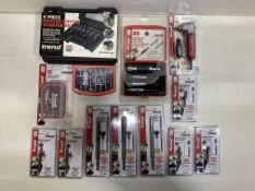 22 x Various Trend Snappy Tools & Accessories | RRP £213