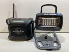 Mixed Lot Of METABO Items | See description