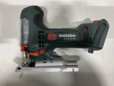 Metabo STA18LTX100 18v Li-ion Body Grip Jigsaw (Body Only) | RRP £183.18