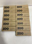 13 x Various Zoo Hardware Ball Bearing Hinges